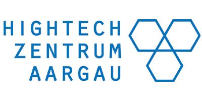 Logo Hightech Zentrum Aargau