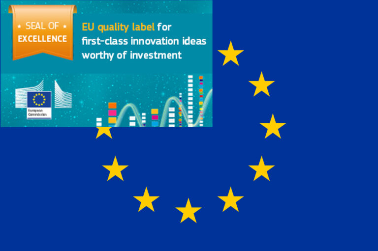 Seal of Excellence received from Horizon 2020